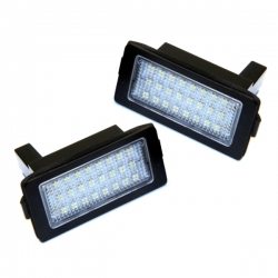 LED Kentekenverlichting BMW  7 serie E38