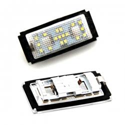 LED Kentekenverlichting BMW 7-serie E65, E66 bj: 11/2001 - 05/2008