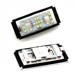 LED Kentekenverlichting BMW 7-serie E65 E66 bj: 11/2001 - 05/2008