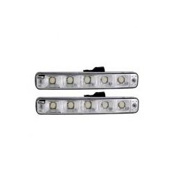 LED-dagrijlichten Afmetingen: L-9cm  H-3cm  D-4cm