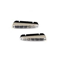LED-dagrijlichten 2x5 power led L- 16cm H-2.44cm Diepte 5.1cm