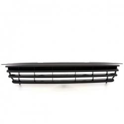 Embleemloze Grill VW Polo 4 6N zwart