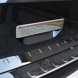 Chromen RVS achterklep deksel VW Amarok