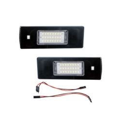 LED Kentekenverlichting BMW E63 LCI