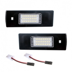 LED Kentekenverlichting BMW E63, E63N