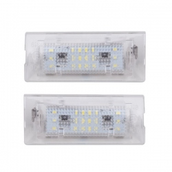 LED Kentekenverlichting BMW E53 (1999-2006), E83 (2003-2010)