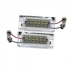 LED Kentekenverlichting BMW E53 (1999-2006), E83 (2003-2010)
