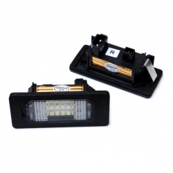 LED Kentekenverlichting BMW E 82-E88