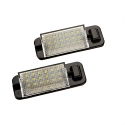 LED Kentekenverlichting BMW E36 bj: 92-98