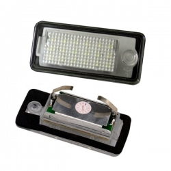 LED Kentekenverlichting Audi A4 S4 B6