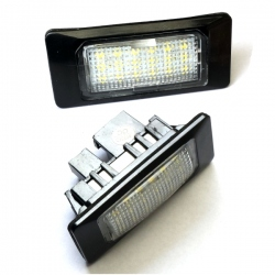 LED Kentekenverlichting Audi A4 4D/5D
