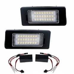 Led Kentekenverlichting VW Golf 6 Plus