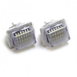 LED Kentekenverlichting Mercedes C216