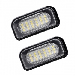 LED Kentekenverlichting Mercedes C-Klasse W203