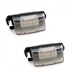 Led Kentekenverlichting Nissan Cube Z12