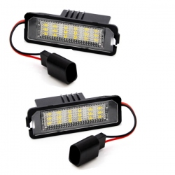 Led Kentekenverlichting VW Lupo