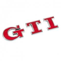 Chromen 3D auto logo-GTI