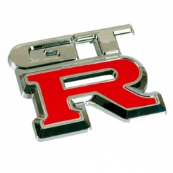 Chromen 3D auto logo-GTR