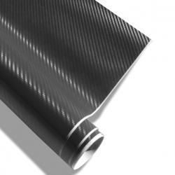 Carbonfolie 3D zelfklevend 2 x 0,50 mtr zwart