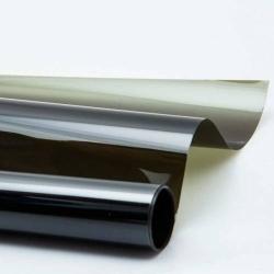 Raamfolie  zwart 300 x 76cm 25% lichtdoorlatend