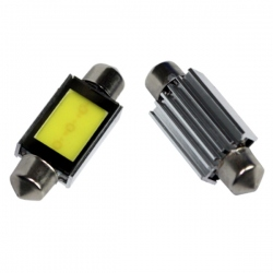 LED festoon buislamp 36mm C5W Canbus 1 power led