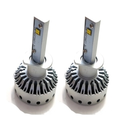 High Power Cree H1 80W Led Lamp Wit 6000K met canbus