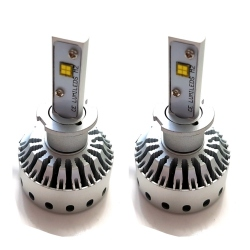 H3 High Power Cree led lamp 80W  Wit 6000K met canbus