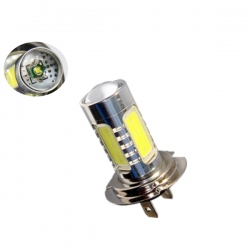 H7 High Power Cree Led-lamp 12V 11W Xenon Wit