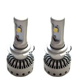 H7 High Power Cree Led-lamp 12V  30W Wit