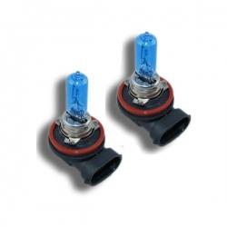 H9 Xenonlook lampen set 12V 100W