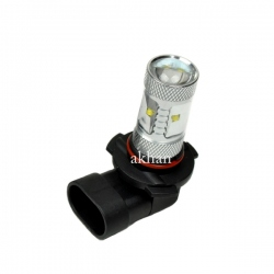 HB4-9006 High Power Cree Led-lamp 12V 30W  Wit