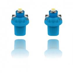 T5-LED-verlichting Blauw SMD T5 B8.5D BAX10D 12V