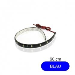 Led strip SMD blauw 60 cm waterdicht