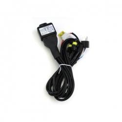 Relaiskabel bi-Xenon H4 H/L kabel