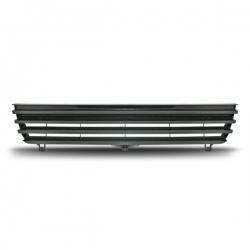 Embleemloze Grill voor VW Polo 4 6N2 Zwart