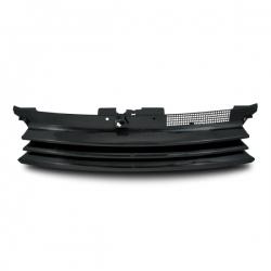 Embleemloze Grill VW Golf 4 zwart bj:97 - 03