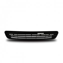 Embleemloze grill Opel Astra G zwart