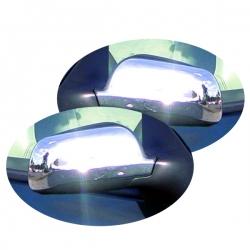 Chromen Spiegelkappen Mercedes C klasse W204