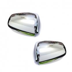 Chromen Spiegelkappen Audi A3/A4/A6