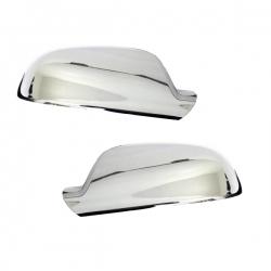 Chromen Spiegelkappen Audi A4 2012-2013