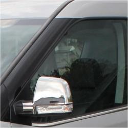 Chromen spiegelkappen Opel Combo D