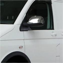 Chromen Spiegelkappen voor VW T5 MULTIVAN