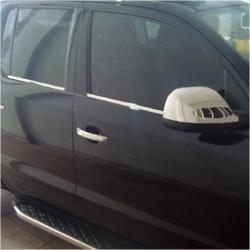 Chromen Spiegelkappen voor VW AMAROK 2010+