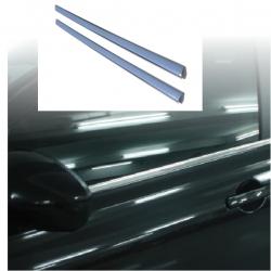 RVS chromen raamlijst  Mercedes CITAN
