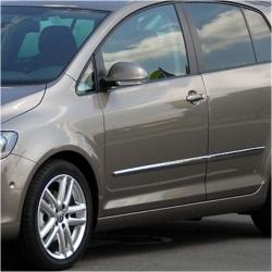 RVS chromen Deurlijst  VW Golf 5