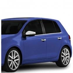 RVS chromen Raamlijst  VW Golf 6