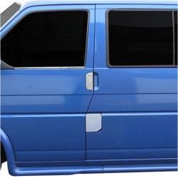 RVS chromen Raamlijst  VW Transporter T4