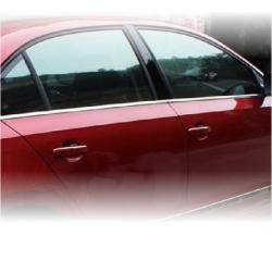 RVS chromen Raamlijst  VW JETTA 06-11