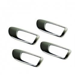Chromen Binnen deurgreep afdekking Mazda 6