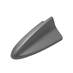 Universeel sier Haaienvin dak antenne grijs